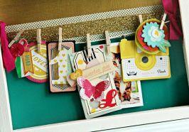 Christine Middlecamp: Crate Paper