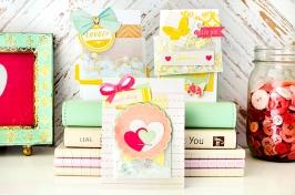 Rebecca Luminarias: Crate Paper