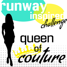 queen of couture badge
